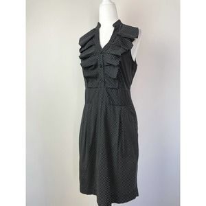 Vintage Express Polka Dot Dress